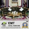 Stern-Hotel-Grad-Sofa-europäisches Art-Vorhalle-Sofa-gesetztes Vorzimmer-Sofa (EMT-LS03)