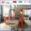 Máquina de fabricación de ladrillo Quemar-Libre del material de construcción de la construcción