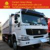 Camion à benne basculante de bonne qualité de HOWO 8*4 de technologie de l'homme