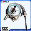 Termômetro de pressão capilar com contato elétrico