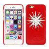 Caso de Sun de la célula de alta calidad al por mayor de la flor/del teléfono móvil para el iPhone 6/6plus