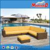 Patio ensemble canapé en rotin mobilier extérieur