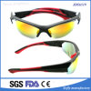 싼 가격 UV400 형식 플라스틱 색안경, 방어 보호 안경