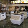 Toont de Handel van de Ceramiektegel van het metaal/van het Kwarts/van het Graniet/van de Steen Vertoning/het Glijden van de Banner en het Kabinet van de Lade voor de Tentoonstelling/de Steekproef van de Tegel