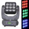 Indicatore luminoso capo mobile del fascio della tabella del LED RGBW 4in1