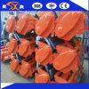 Utilizar el alimentador de cuatro ruedas Rotavator