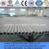 201 helder Roestvrij staal Tube voor Decoration