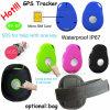 Novo mini impermeável IP66 Rastreador GPS para pessoa/animais de estimação/Activo (EV-07)