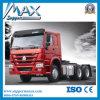 Sinotruk Howoa7 6X4 Tractor Truck para Myanmar