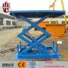Hontylift a fixé le levage vertical de ciseaux de cargaison pour des marchandises de transfert