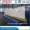 Machine de découpage de tonte de feuillard de machine/du massicot QC11Y-12X6000 hydraulique