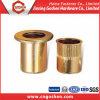 Noix de rivet d'électrodéposition de zinc de noix d'abat-jour d'acier du carbone