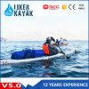 Single de calidad superior Seat Plastic Hull Sea Rowing Kayak para Sale