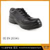 Zapatos de seguridad estándar inferiores del tobillo S3 de los zapatos de seguridad del cuero de la vaca del equipo de seguridad del PPE