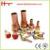 Embout de durites hydraulique de joint circulaire mâle de pouce 1/4'-2'(12211)