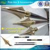 Jefe de cobre sostenido de los accesorios y de los kits (B-NF23M03009) de poste de indicador