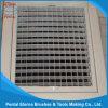 Grille d'aération de renvoi de plastique d'ABS de la Chine de bonne qualité