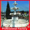 Bella fontana di pietra di marmo intagliata mano esterna