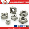 La DIN557 de place d'acier inoxydable Nut / écrou à souder / Weld Place écrou M4-16