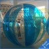 Diámetro de la bola los 2m del agua de la bola de Zorb del agua que recorre con Alemania Tizip y material TPU0.8mm