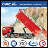 Le module JAC/Shacman HOWO//Foton/FAW/Iveco/Auman/Beiben 8*4 camion à benne basculante de levage avant avec boîte Big-Cargo