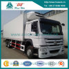 De Dieselmotor Thermo King Refrigerator Truck van Sinotruk HOWO 6X4
