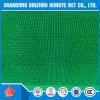 Pet Material Green Construction Safety Shade Net com preço barato