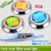 9X1w het OnderwaterLicht van het roestvrij staal, het Licht van de Eigenschappen van het Water