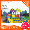 Guardería infantil al aire libre pequeña escuela infantil