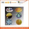 La impresión de etiquetas de papel personalizado servicio personalizado de cada especie de holograma etiqueta