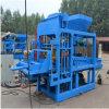 Machine de fabrication de blocs de brique hydraulique à béton automatique à usines en usine