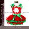 Платье партии малыша Новый Год рождества 2015 оптовое Санта (TYG0237)