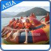 Giochi trainabili gonfiabili della strumentazione di sport dell'acqua della barca della discoteca