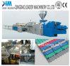Машинное оборудование штрангя-прессовани доски толя PVC пластичного машинного оборудования доски Corrugated