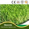 Pelouse artificielle d'herbe de nature de jardin professionnel décoratif de vert