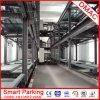 Sistema astuto di parcheggio dell'automobile orizzontale di spostamento