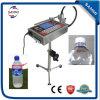 Marking de alta resolución Portable Inkjet Printer Code Printing Machine a-180