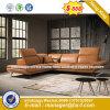 Modernes Europa-Entwurfs-Stahlmetallledernes Wartebüro-Sofa (HX-8N2152)