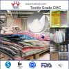 Textilgrad CMC als Bearbeiten-Agens