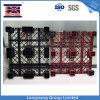 Norma Euro durável com malha de depósito para armazenagem de paletes de HDPE