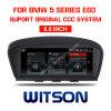Grande automobile DVD dello schermo di Witson BMW per BMW5 le serie E60 (2005-2010) ccc