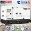 3 этап синхронной 200Ква 160квт 100 ква 80квт звуконепроницаемых дизельный генератор с САР