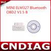 熱い販売! ! ! Highqualityの新しい2014年のMini Elm327 Bluetooth OBD2 V1.5 B