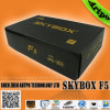 2013 il più nuovo Internet superiore stabilito del Mit della ricevente satellite di Box~Original Skybox F5 HD DVB-S2 di prezzi più bassi con GPRS, WiFi, MPEG4 con l'arabo scav canaliare IPTV