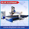 Ele 2050 cortadoras oscilantes de tira de cuero del CNC del cuchillo con el precio de fábrica para la espuma de cuero de la alfombra