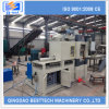 Parting horizontal Type hors de Box Injection Compression Molding Machine