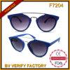 Glaces neuves d'oeil de lunettes de soleil de pilote du type F7204