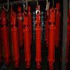 Instalación de tuberías de la fundición de aluminio de arena del surtidor de China