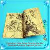 Stampa Softcover dello scomparto dell'opuscolo dei bambini di Faiy del libro Soft-Cover di racconti