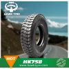 Datenbahn-Muster-Kipper-Reifen von der China-Fabrik (385/65R22.5 12R22.5 11R22.5 1100R20 1200R20)